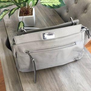 Juicy Couture Gray Handbag or Shoulderbag